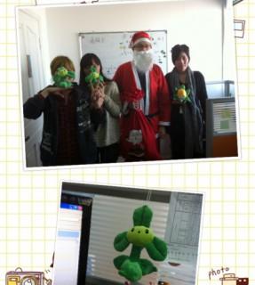 圣诞节—圣诞老人来了~
